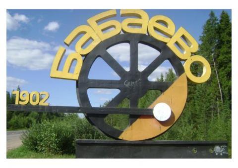 Администрация городского поселения город Бабаево