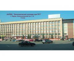 Экономический колледж при пермских государственных университетах